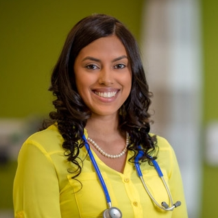 a and t nursing student Nelly Lopez