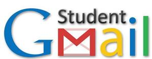 the student g mail logo