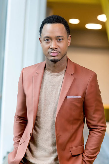 a and t alumnus Terrence J Jenkins