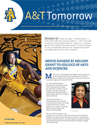 A&T Tomorrow Publication