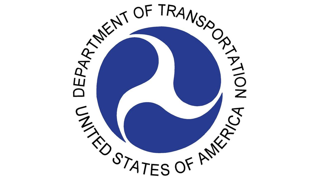 U.S. Dept of Transportation logo