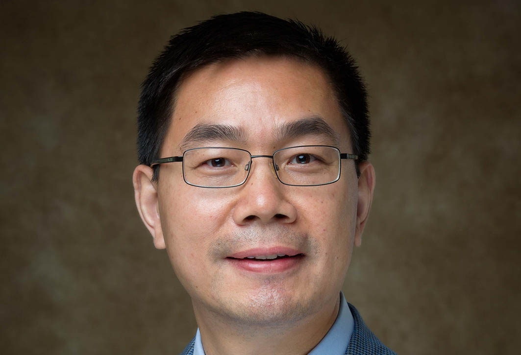 This is a photo of Dr. Aixi Zhou.